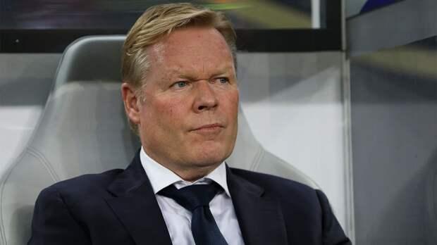 Куман дисквалифицирован на матчи с «Валенсией» и «Атлетико»