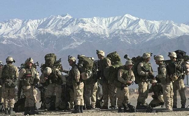 США намерены сократить контингент в Афганистане до 4500 человек