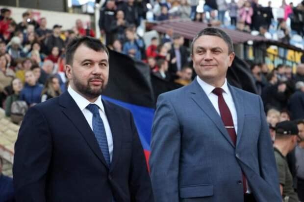 Захар Прилепин объяснил, почему не состоялось объединение ДНР и ЛНР