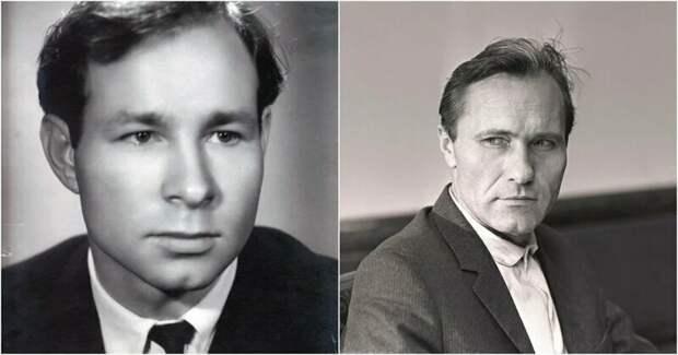 Юрий Соловьев и Василий Шукшин. Источник фото: https://www.9111.ru