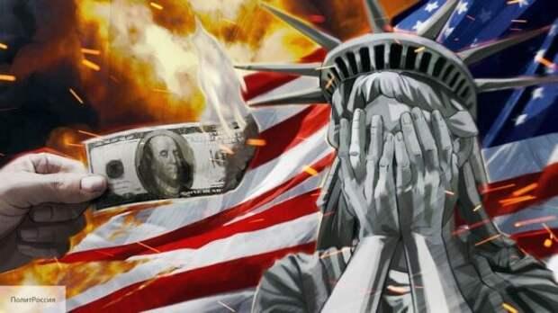 Американский экономист Ричард Вольф предсказал печальное будущее США