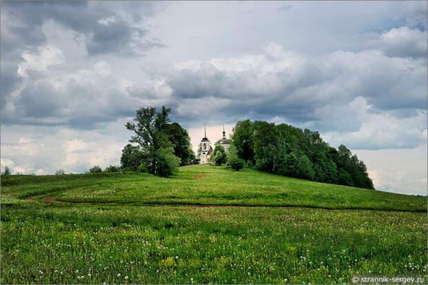 Старая церковь