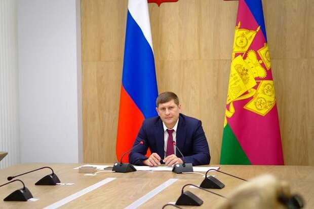 Андрей Алексеенко: на Кубани ведется масштабная работа по всем направлениям