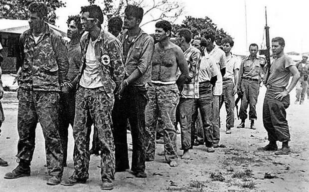 Десант в Заливе свиней: как советские морпехи отразили атаку американцев на Кубу