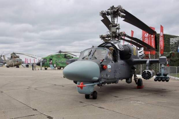 Очевидный интерес и отсутствие конкурентов. Возможная поставка Ка-52К в Китай