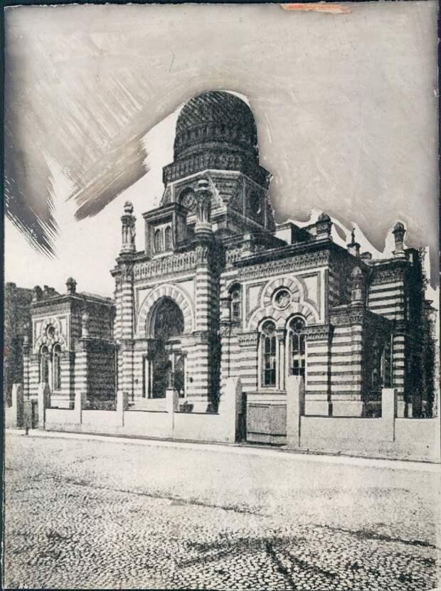 1930. Ленинградская синагога