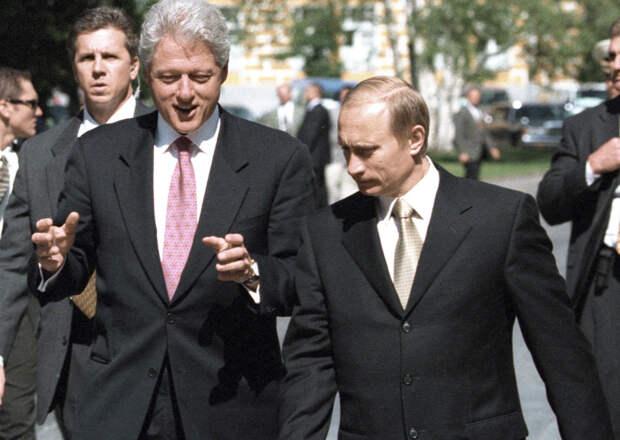 «Медуза» переврала рассекреченный разговор Путина и Клинтона