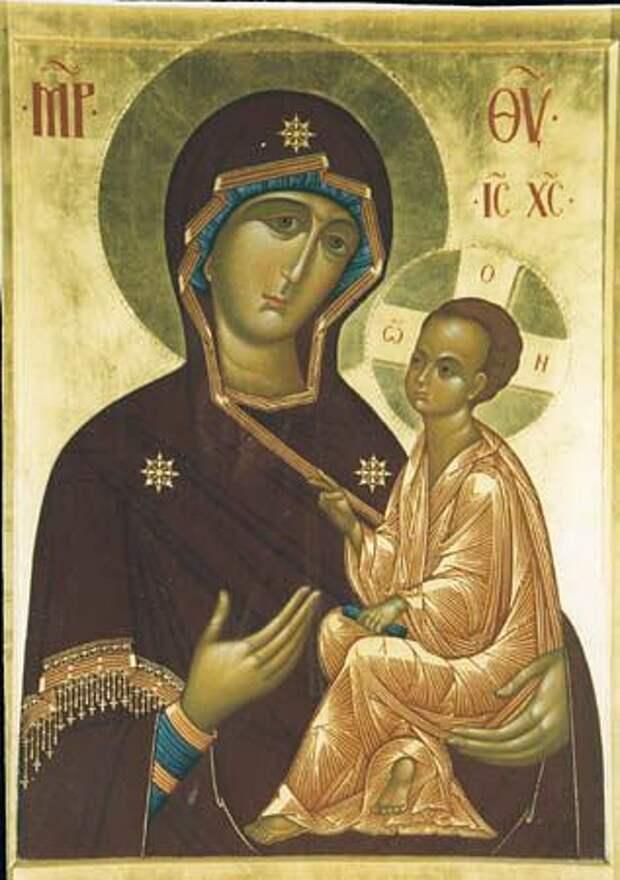 Был ли облет Москвы с Тихвинской иконой 8 декабря 1941 года?