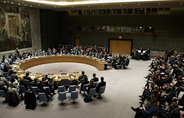 Россия наложит вето на резолюцию СБ ООН с санкциями в отношении Сирии