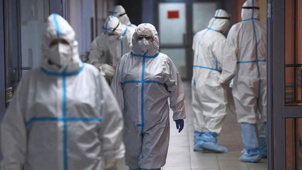 В России выявили еще 8 217 случаев коронавируса
