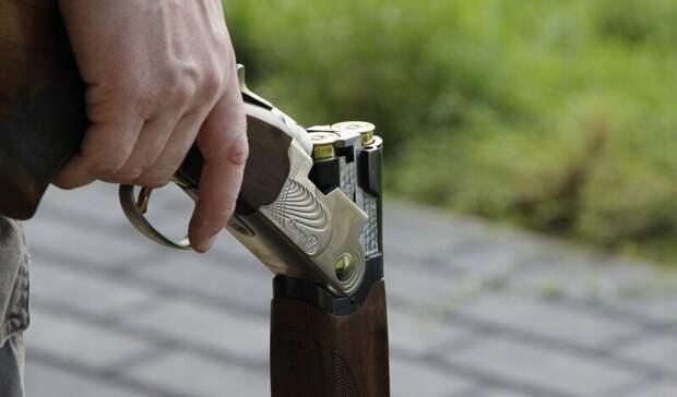 ВБелгородской области пьяный мужчина расстрелял изружья обидчика