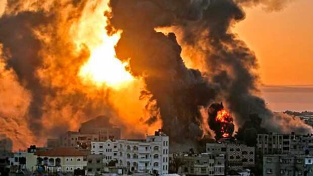 Израиль готовится к наземной операции в секторе Газа