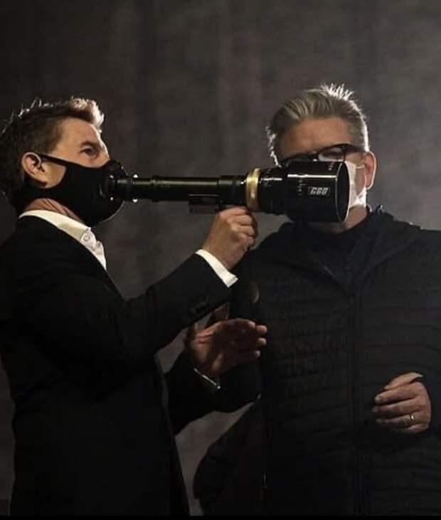 Том Круз в ярости: Съёмки «Миссия невыполнима - 7» вновь перенесены из-за коронавируса