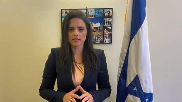 Ищите женщину: Айелет Шакед заставила Беннета выйти из нового правительства
