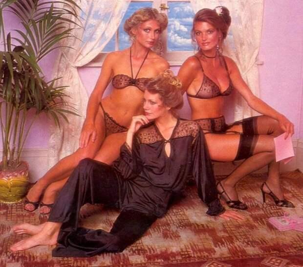 Прекрасны без ретуши: каталог Victoria's Secret 1979 года