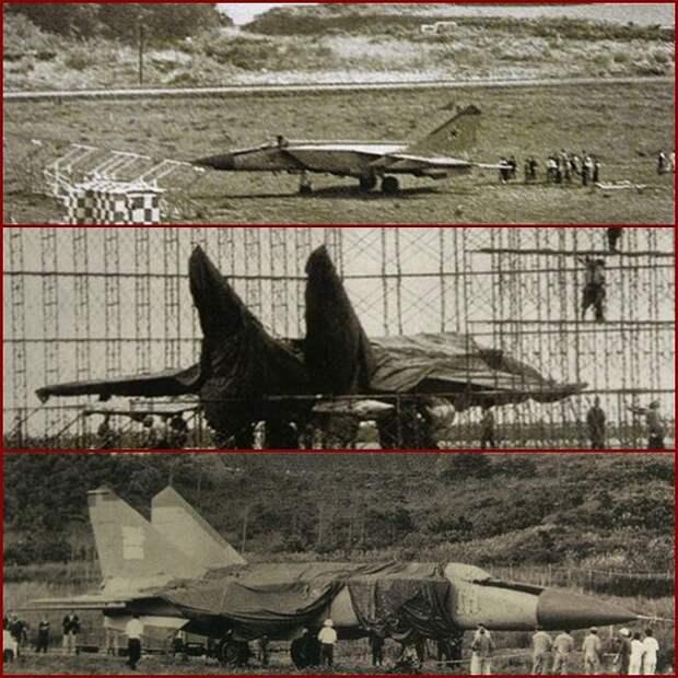 МиГ предательства. 40 лет назад США получили доступ к секретам советской ПВО