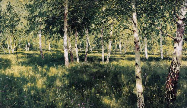 15 самых проникновенных картин Исаака Левитана