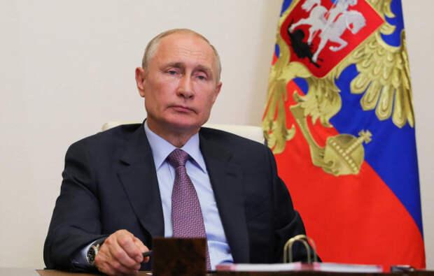 Владимир Путин заявил: в России далеко «не все» оппозиционеры «сидят в тюрьме»