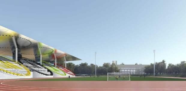 Площадь стадиона «Москвич» вырастет в пять раз – Бочкарёв
