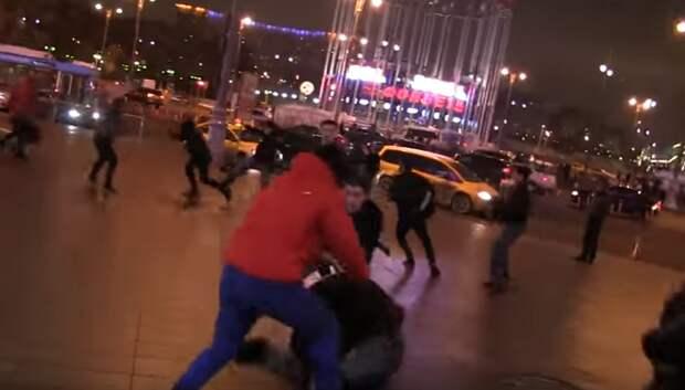 Об избиении львов курильщиками в Москве. Дмитрий Лекух