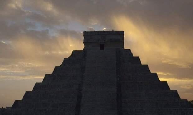 В Мексике обнаружили неизвестные археологические объекты майя