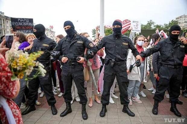 У белорусского протеста сегодня женский день