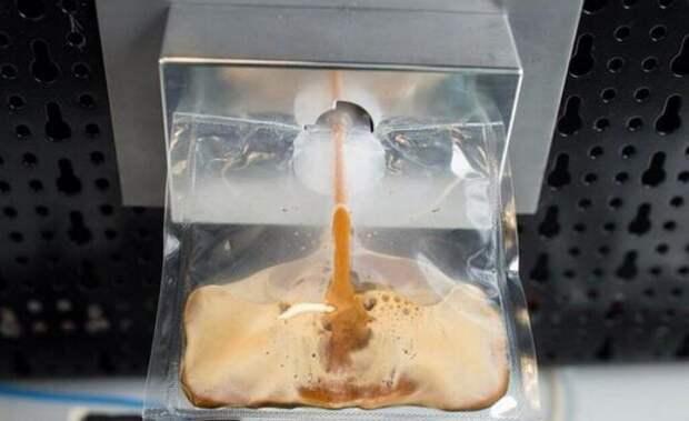 Кто сварит кофе космонавтам на МКС