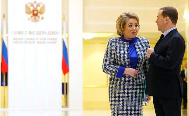 Кто заменит Матвиенко в Совфеде, а Медведева в правительстве. Во главе кабинета министров должен быть государственник, а не либерал