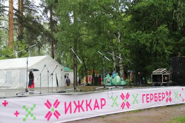 День города: как Ижевск отметил праздник