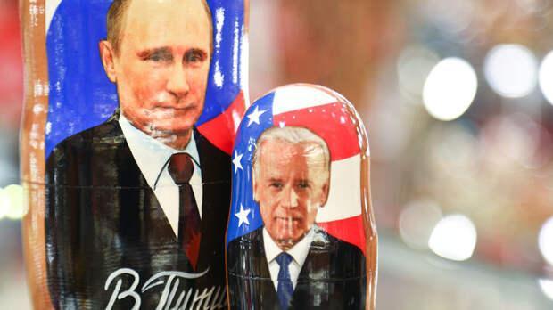 Переговоры по-русски