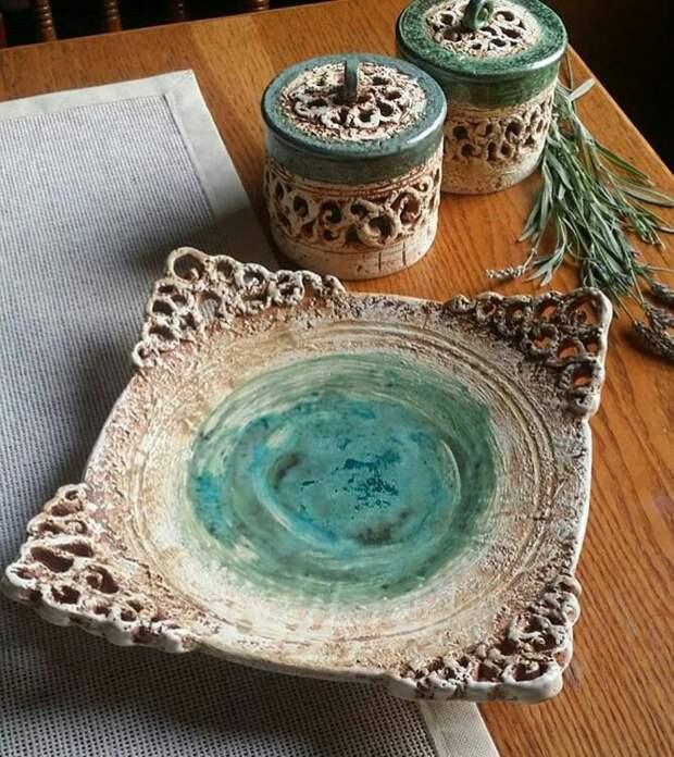 Керамика с необычными нотками