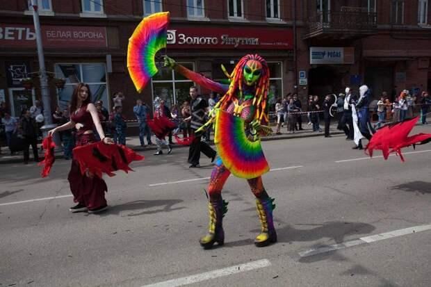 Карнавал в Иркутске перенесли с июня на сентябрь