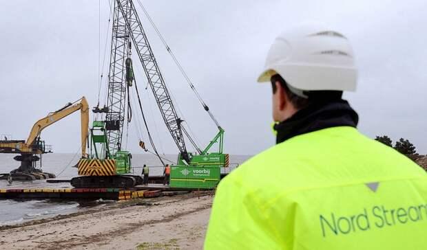 Немецкие экологи вновь пытаются остановить строительство «Северного потока-2»