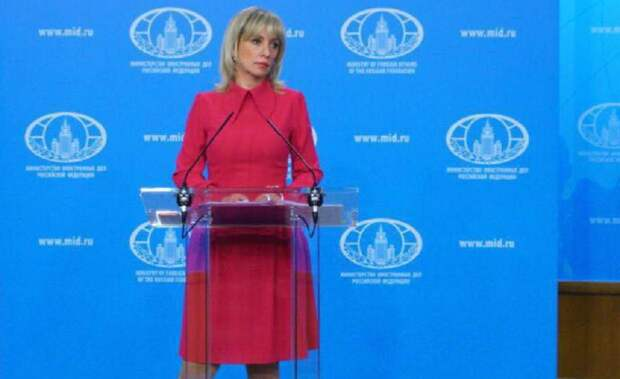 Захарова извинилась за сравнение встречи Вучича и Трампа со сценой из «Основного инстинкта»
