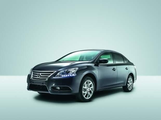 Nissan Sentra: американский гость