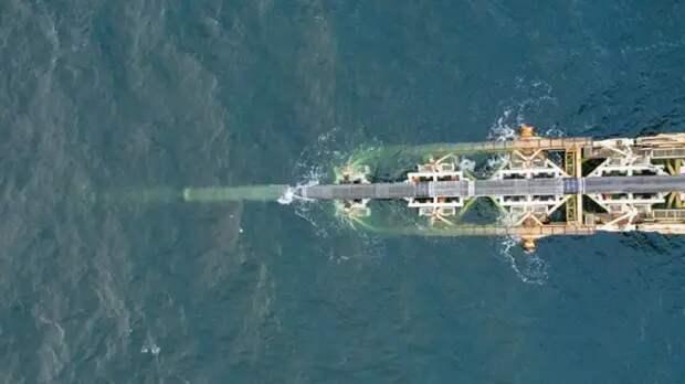 США отказались от санкций против оператора «Северного потока — 2»
