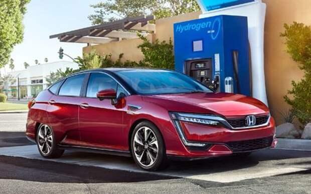 Honda и GM надавят на биомассу: дешевые водородомобили – уже в 2020 году!