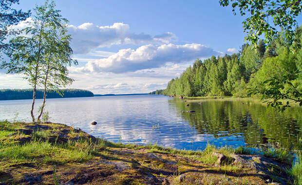 Озеро Суоярви