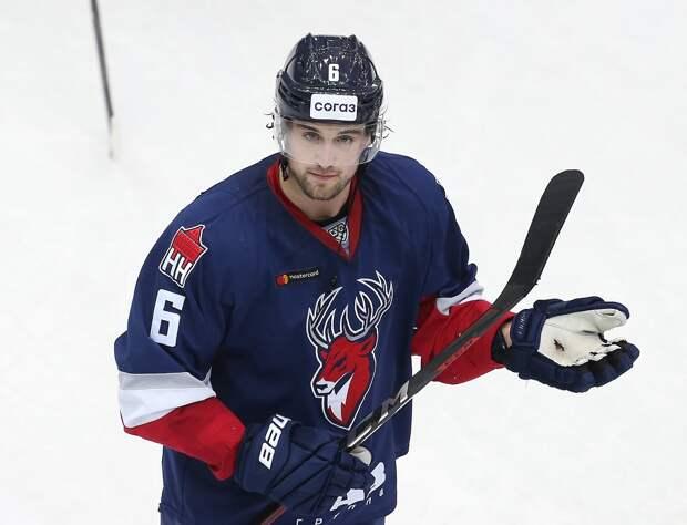 Крис Уайдмэн, выступавший за нижегородское «Торпедо», признан лучшим защитником КХЛ