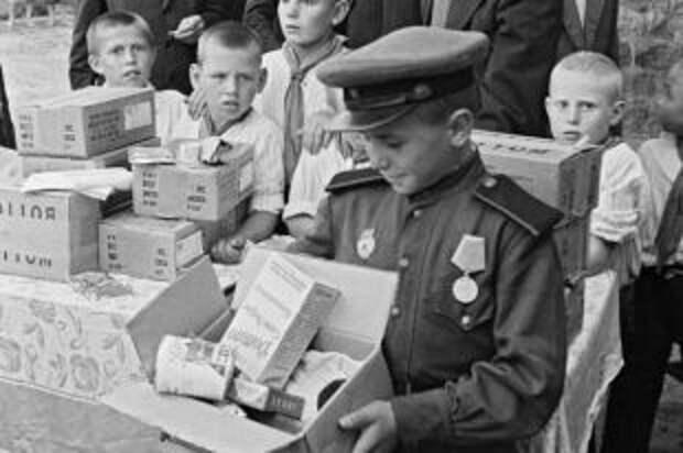 Рузвельтовские яйца и тушенка. Какие продукты получал СССР по ленд-лизу?