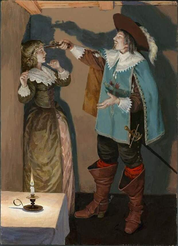 Сластолюбец Ромео, самовлюблённый Печорин, женоубийца Атос и другие совсем НЕ романтичные герои книг