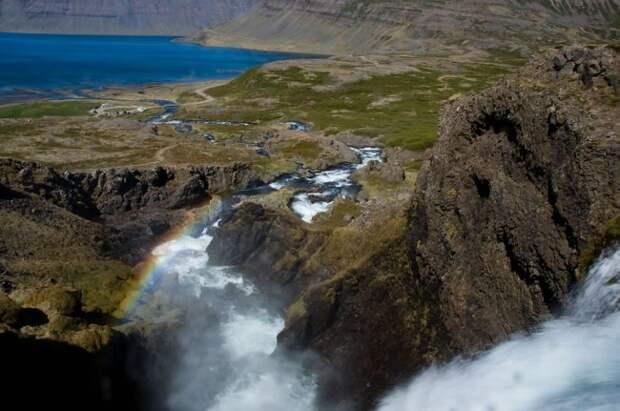 waterfalls02 Красоты водопадов Исландии в фотографиях