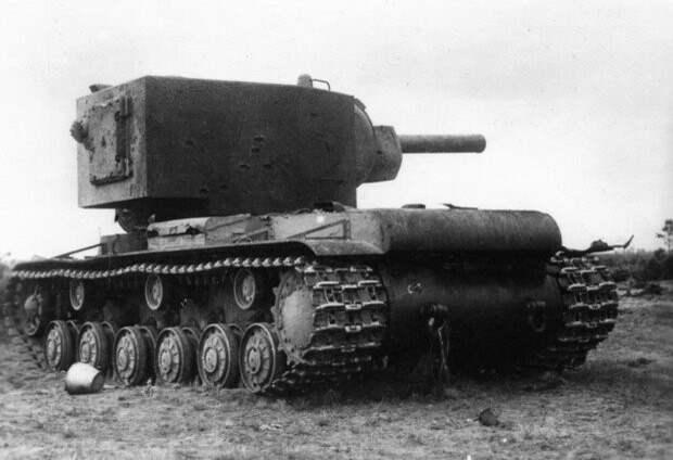 """Как """"КВ-2"""" заставил немцев себя бояться"""