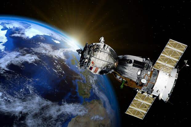 В Роскосмосе заявили, что сближение российского и японского спутников на орбите прошло без инцидентов