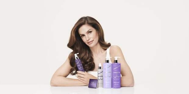 Синди Кроуфорд запустила антиоксидантную линейку средств для волос: что в составе и где купить