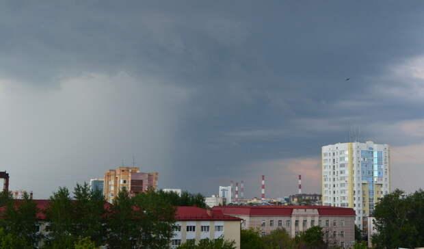 В Башкирии 9 мая ожидаются грозы и дожди