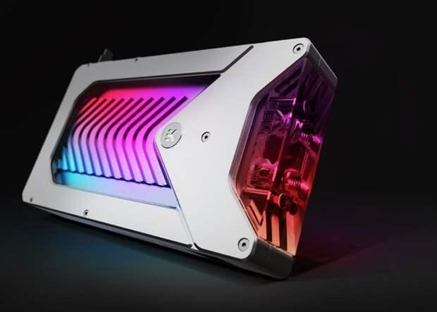 EK представила активную заднюю пластину для водоблока GeForce RTX 3090 Founders Edition