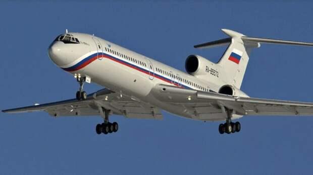 Прощай, Ту-154: последний самолет этой модели совершил своей последний рейс