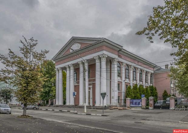 Горьковская библиотека приглашает на лекцию