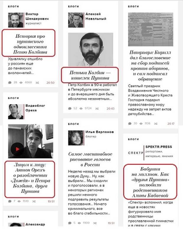 Про квартиры Алины Кабаевой. Разоблачение либеральных фальшивок